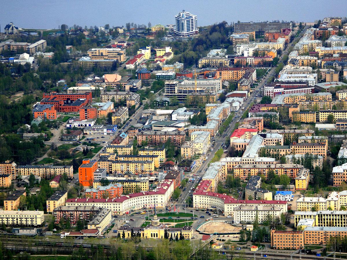 Cities of Karelia: a list with a brief description